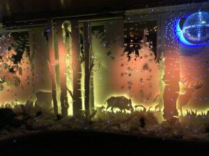 Adventsfenster Pub Niederurnen