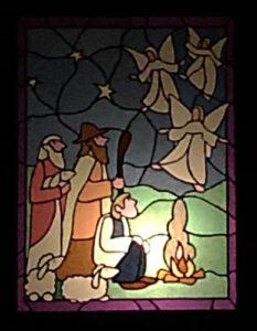 Adventsfenster Niederurnen 15