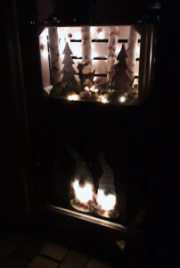 Adventsfenster Niederurnen 13