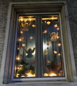 Adventsfenster Niederurnen 6