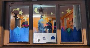 Adventsfenster Niederurnen 19